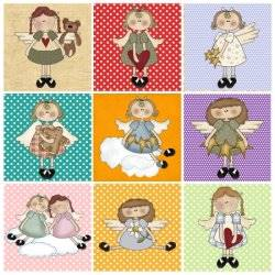 Angel Quilt Pattern