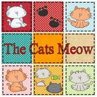 Cats Meow Pattern