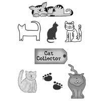 Cat Applique Templates