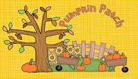 Pumpkin Patch Pattern
